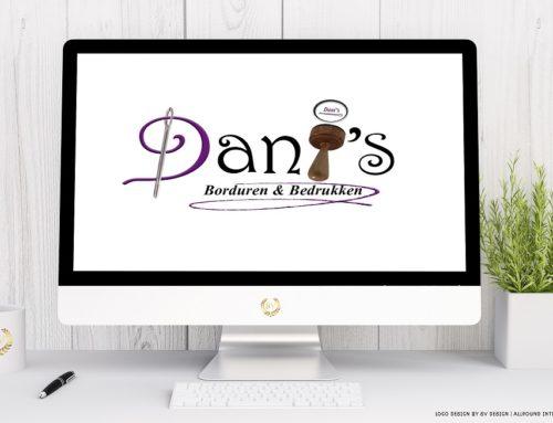 Logo design voor Dani's