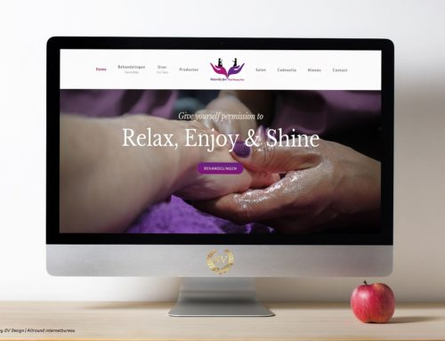 Webdesign voor Naturally You | Total Beauty Care